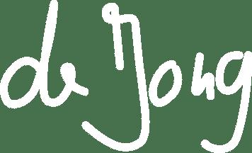 Logo de Jong mediaconcepts